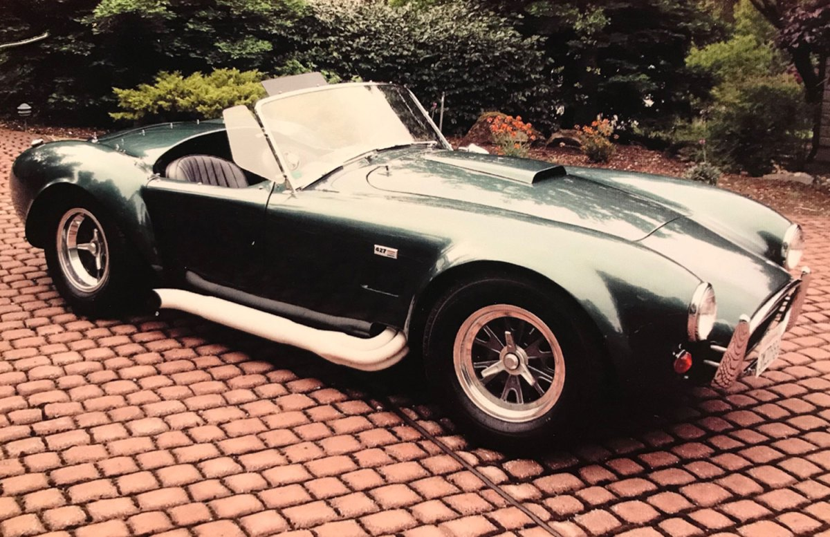 1966 Ford Shelby Cobra 427-Ray & Cathy S.