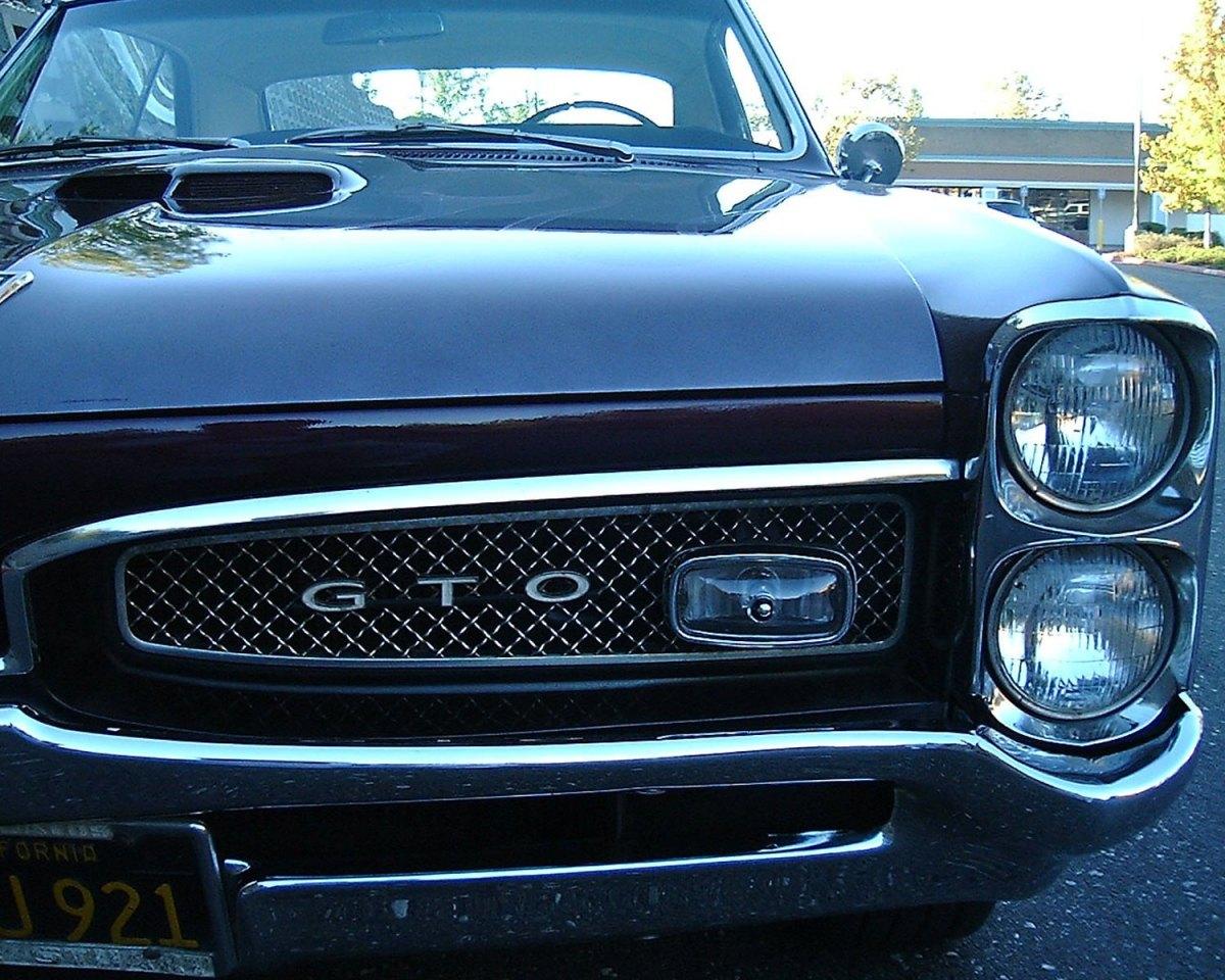 1967 Pontiac GTO front fender - Dale L.