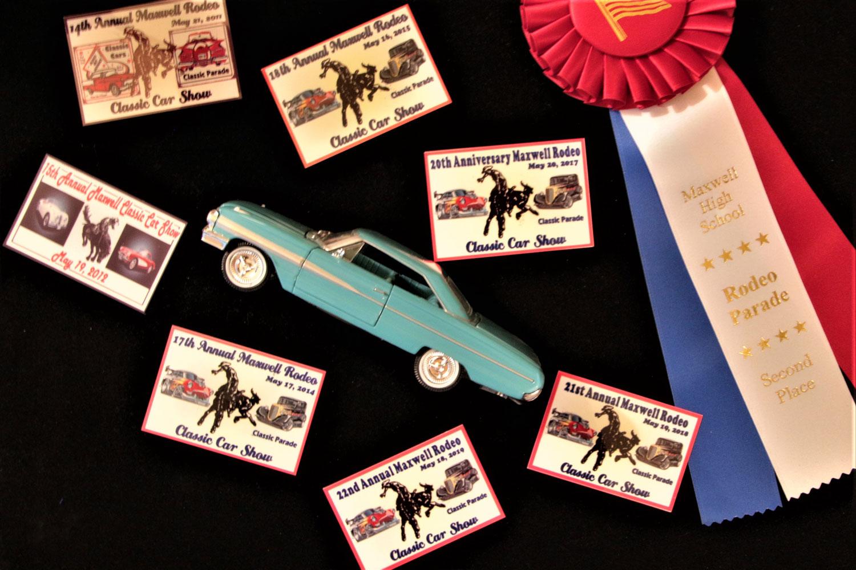 Maxwell Car show