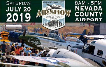 Nevada County Air Fest - July 20, 2019