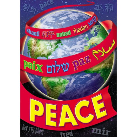 Peace Multilingual