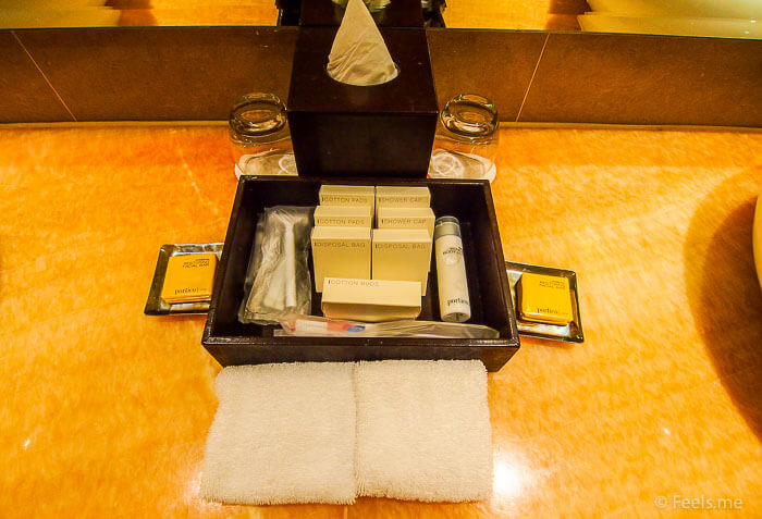 Hyatt Regency Kinabalu, Regency Suite - Amenities