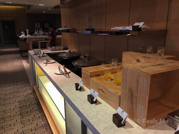DoubleTree JB Executive Lounge Evening Cocktail