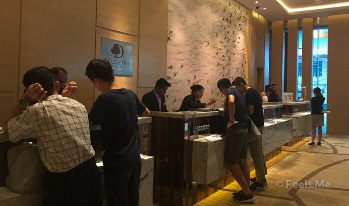 DoubleTree by Hilton Johor Bahru Lobby
