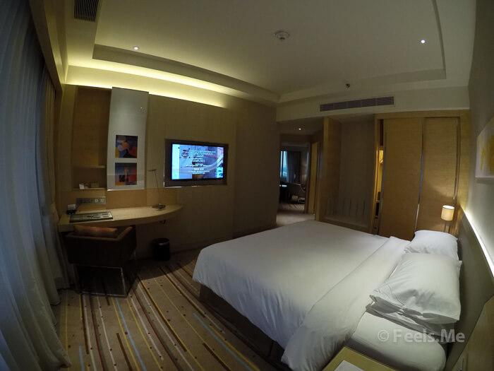 DoubleTree by Hilton Johor Bahru Bedroom