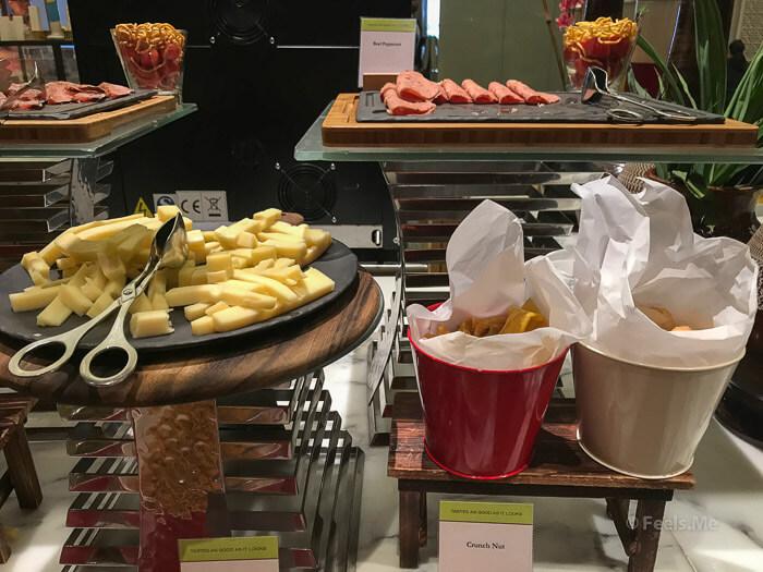 DoubleTree JB Makan Kitchen Buffet Breakfast International corner