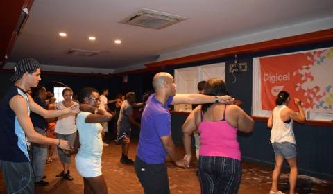 Bachata workshop by LPTT instructor Kirt Charles