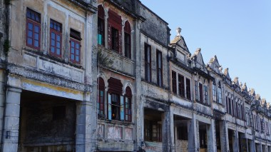 Architecture of Chikan