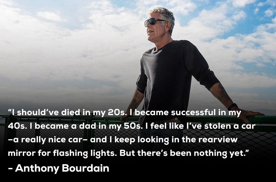anthony bourdain quotes to live eat and travel by the