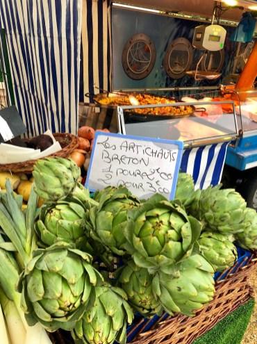 Langeais Farmer's Market - @danamack, @jamiewisewerner