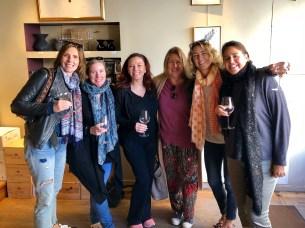 6 super happy winos