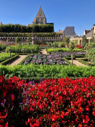Vegetable Garden Villandry