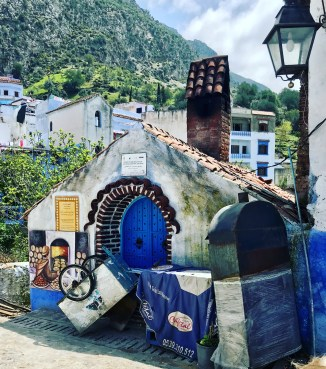 50 Shades of Blue - Chefchaouen