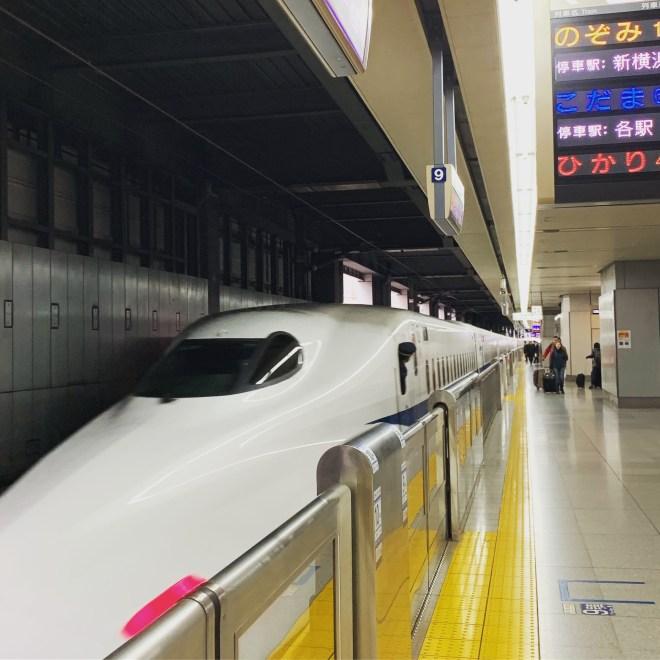 Tokyo to Kyoto