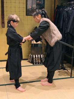 Ninja Training in Kyoto