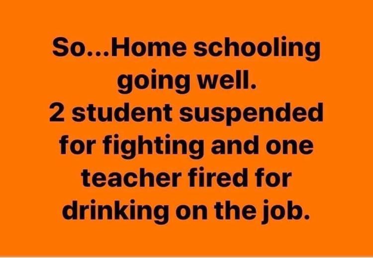 Home Schooling Jokes