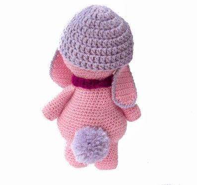 Adorable Bunny Crochet Pattern - Great Size For Little Hands ... | 372x397