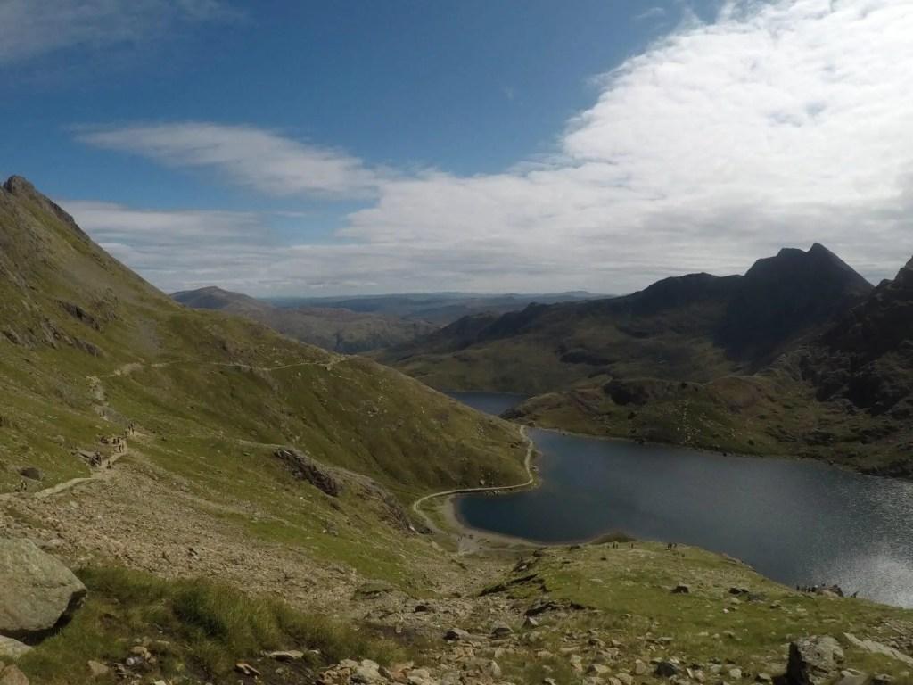 Llyn Glaslyn Lake