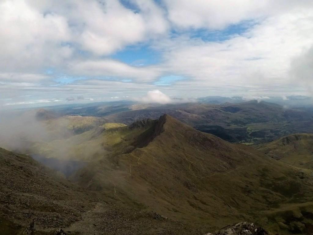 Snowdon Summit View