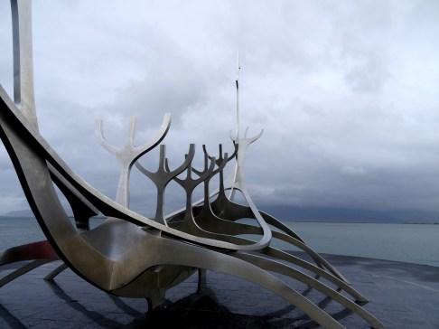Solfar Sculpture