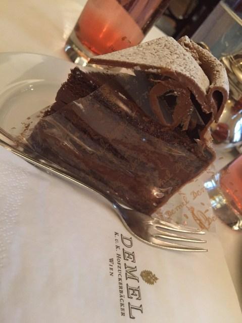 Vienna - Demel's Cafe