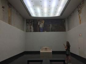Vienna - Sucession Gallery (Gustav Klimt)