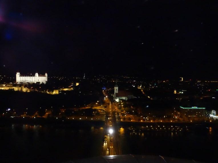 Bratislava: UFO tower