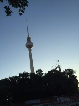 Berlin: Alexanderplatz at 5am