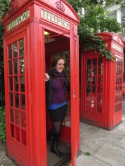 Hola desde Londres
