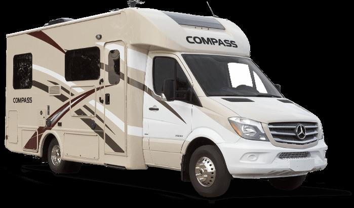 2017 Thor Motor Coach Compass 23TB Class C