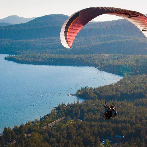 Tahoe Paragliding