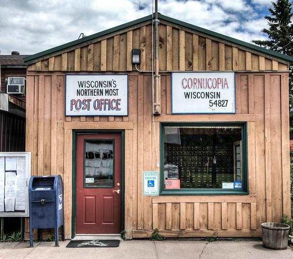 Cornucopia Wisconsin