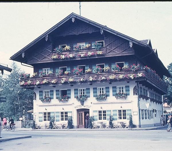 Oberammergau Time Warp