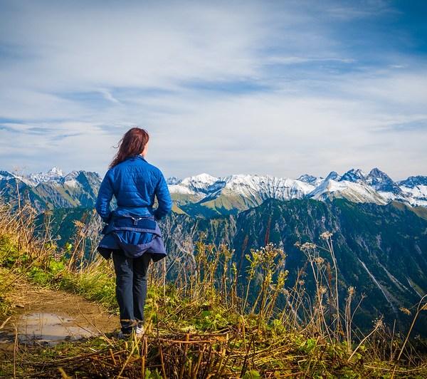 Feldhorn Peak