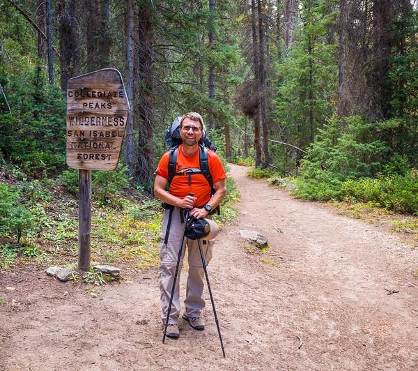 Backpack into Horn Fork Basin