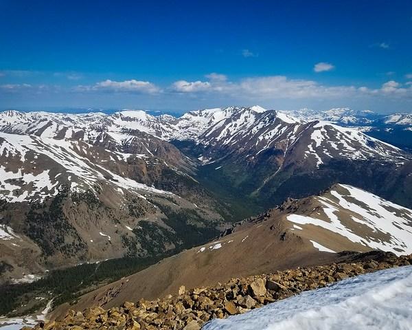 Mount Elbert Colorado High Point