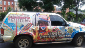 Minnie the Clown
