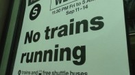 No Trains Running