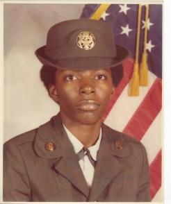 DeBorah_US Army 1977-1981