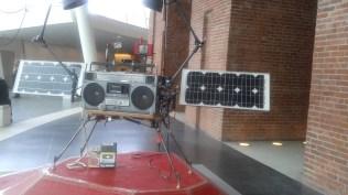 Radio Boom Box
