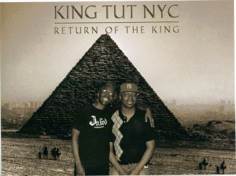 King Tut NYC
