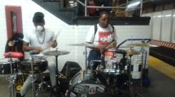 Masked Drummer