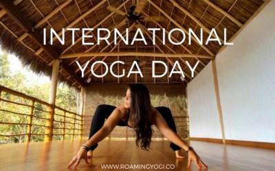 6 Ways to Celebrate International Yoga Day