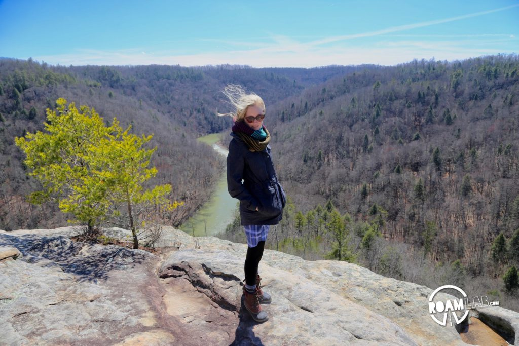 We are visiting Big South Fork National River and Recreation Area, straddling the Tennessee and Kentucky border for a weekend of camping, cooking, and hiking with friends.