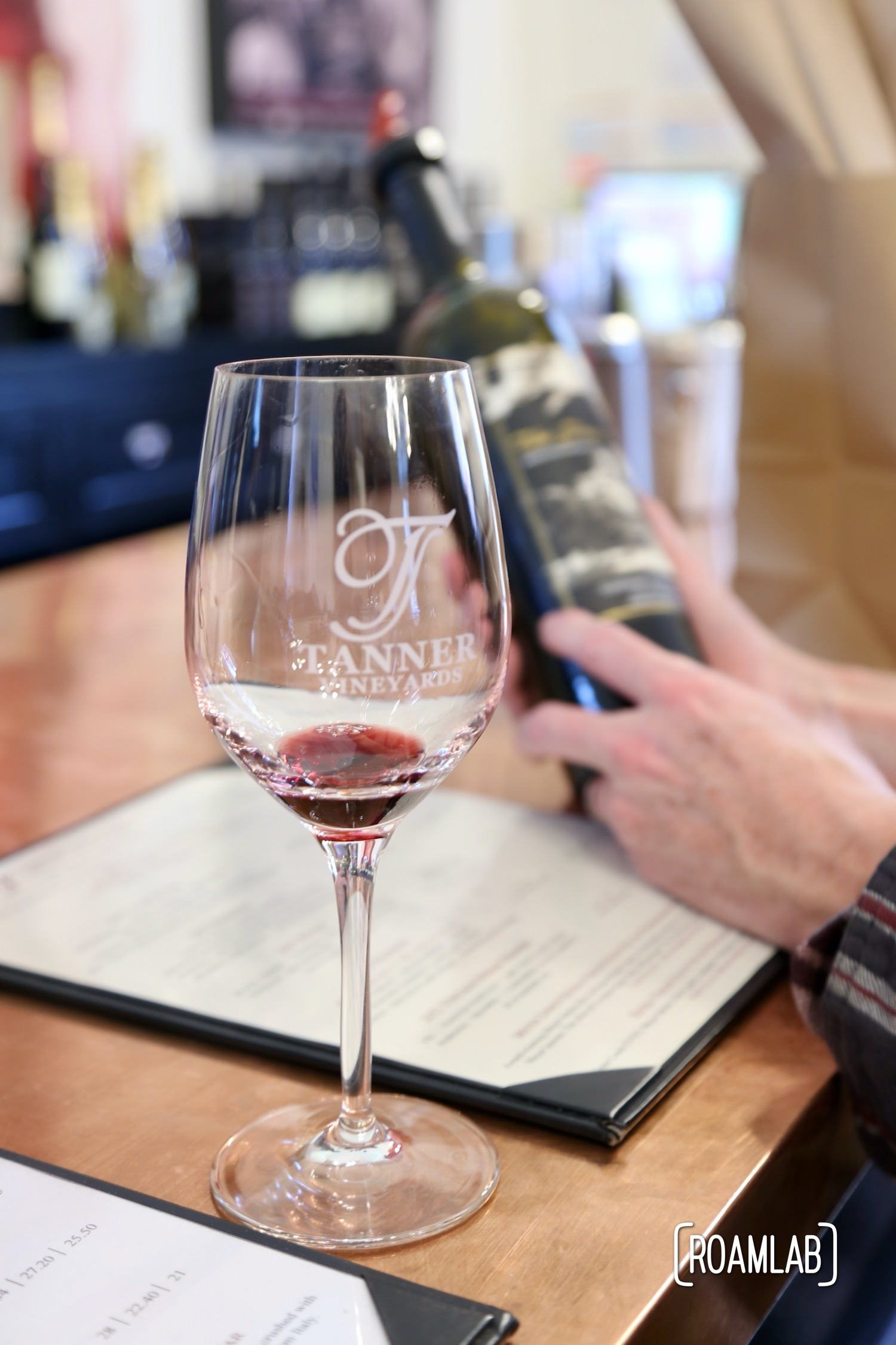 Wine Tasting in Tanner Vineyards of Murphys, California