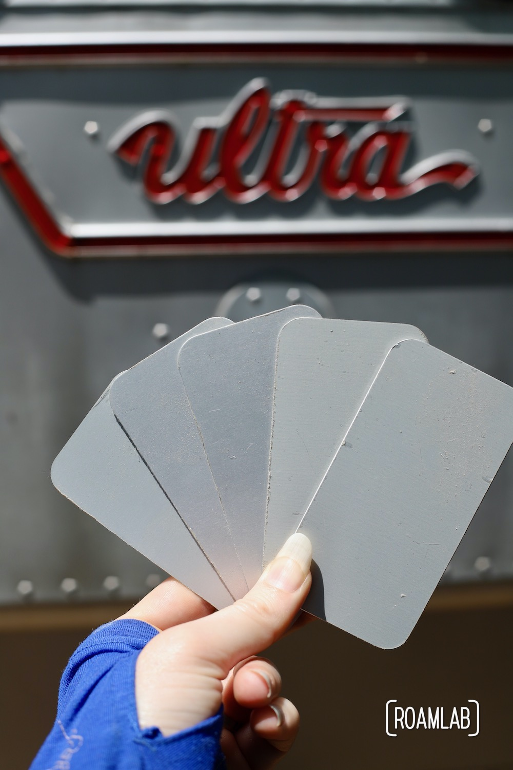 Learn how to source aluminum sheet for patching and repairing a vintage Avion camper. Understand alloy, anodization, thickness, and dimensions.