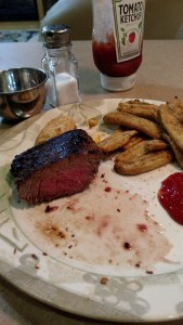 Biloxi YUM steak