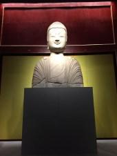 2,000 year old Buddha statue.