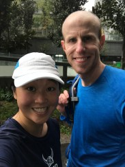 MAP goes for a Xi'an run!