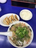 Ramen from the greasy spoon